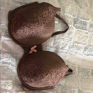 NWOT Body By Victoria Perfect coverage Bra 36DDD